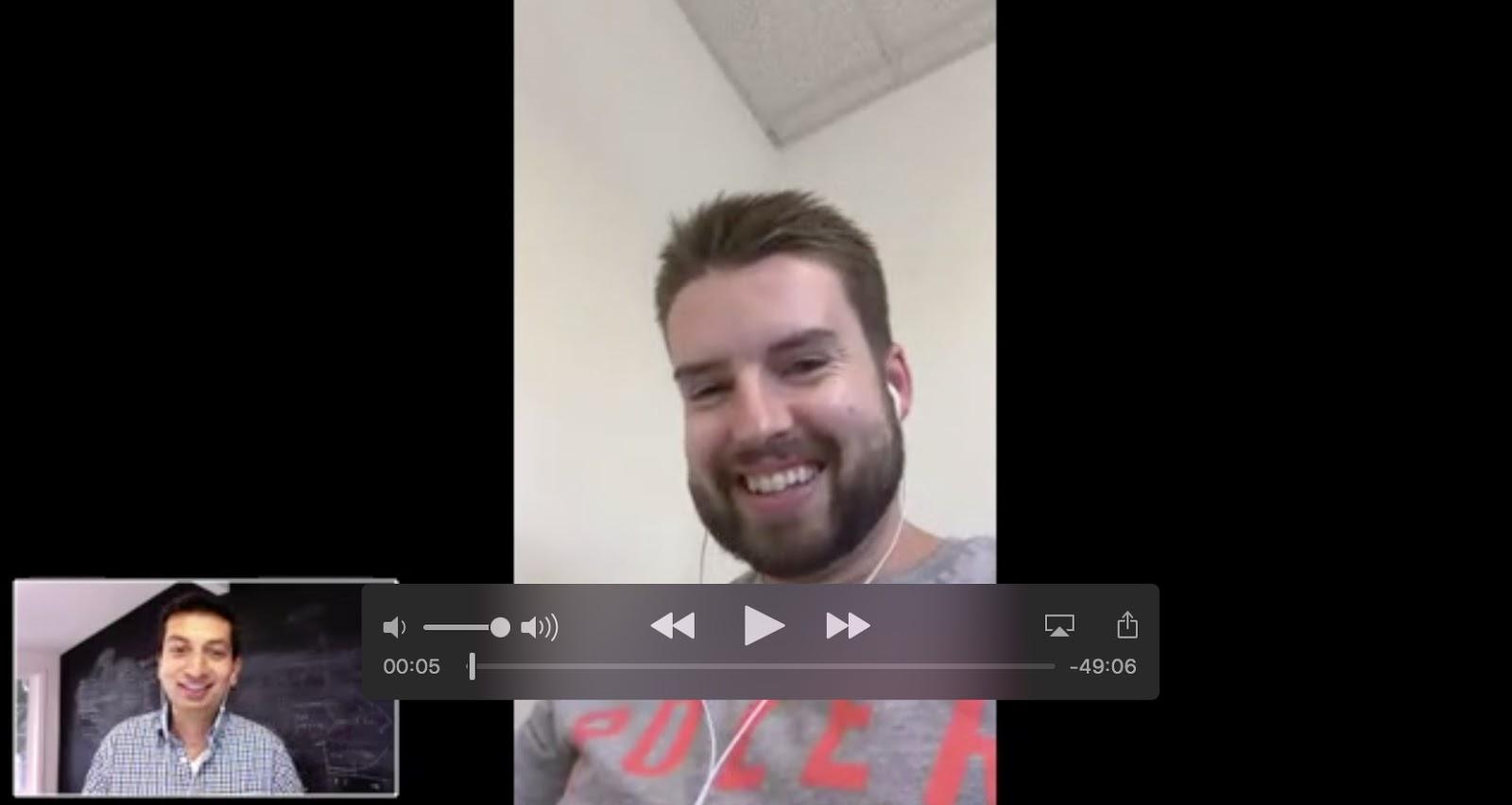 Johnathan Dane Interview