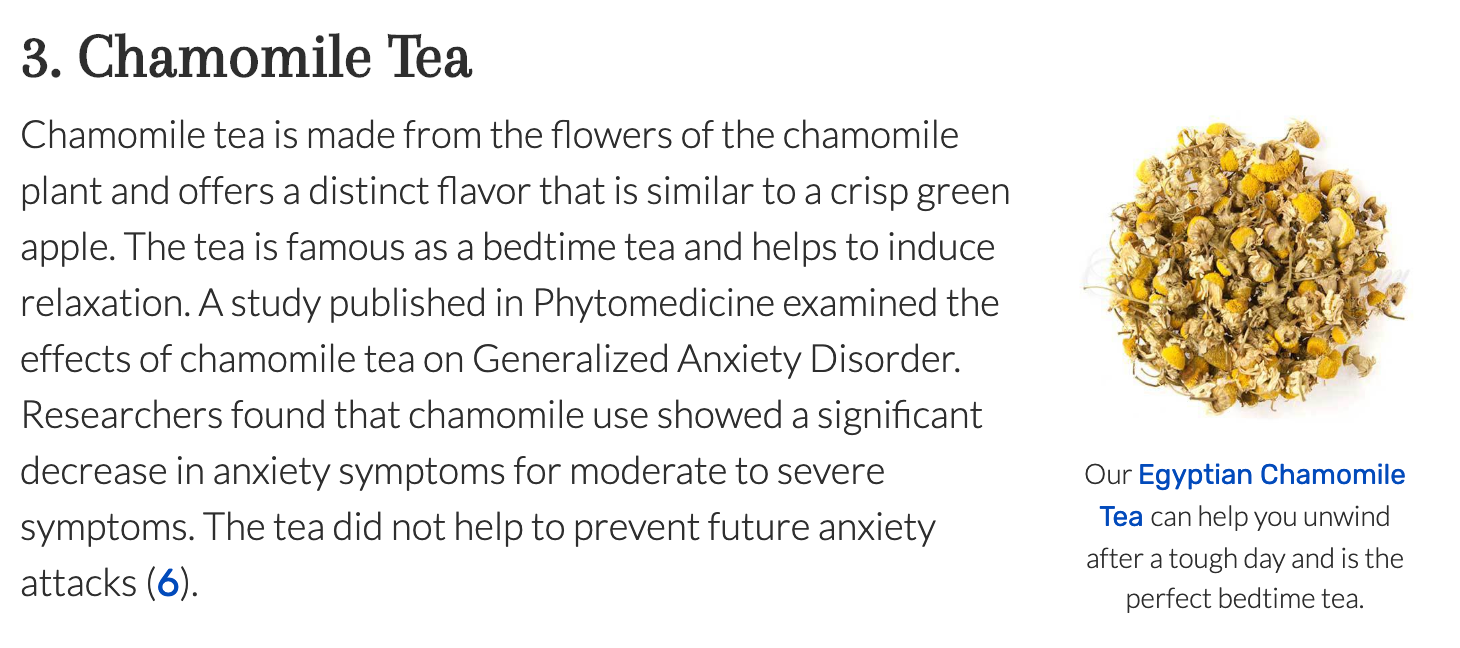 The 9 Best Teas For Stress and Depression   Cup   Leaf