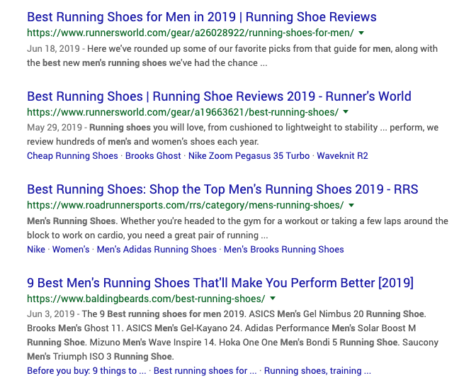 Best Running Shoes for Men Google Search